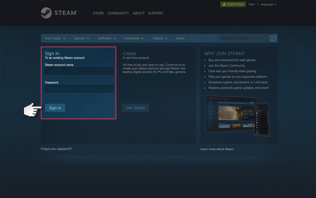 internet-matters-protection-step-guide-steam_step-2